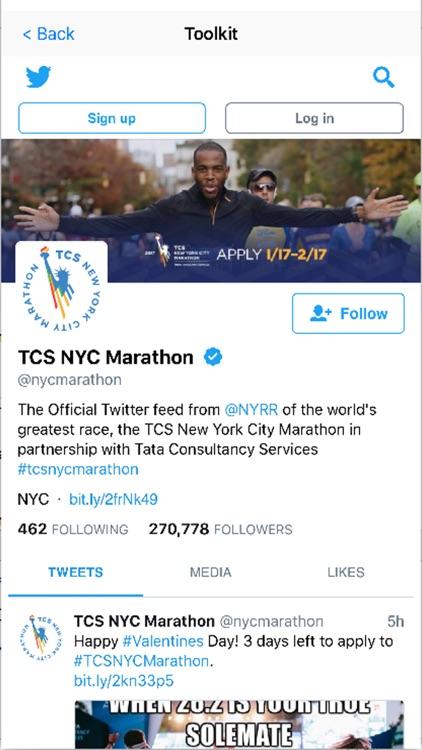 Marathon Toolkit for New York screenshot-3