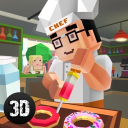 Donut Maker: Cooking Chef Full