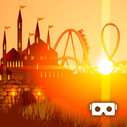 VR Roller Coaster 3D: 360 Ride