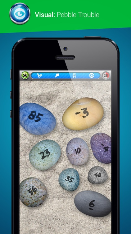 Who Got Brains - Brain Training Games - Free screenshot-3