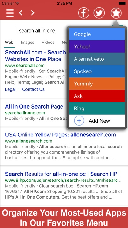 Search All In One Pro