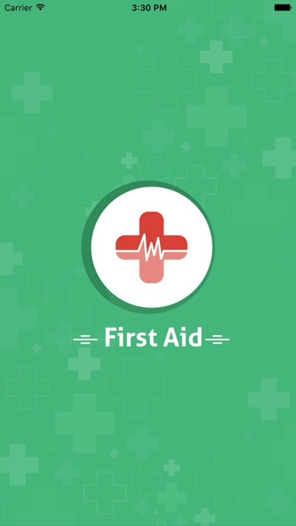 First Aid in Hand