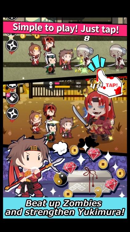 Sengoku of the Dead screenshot-4