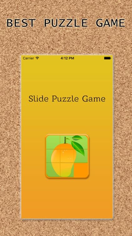 iSlide Puzzle Game
