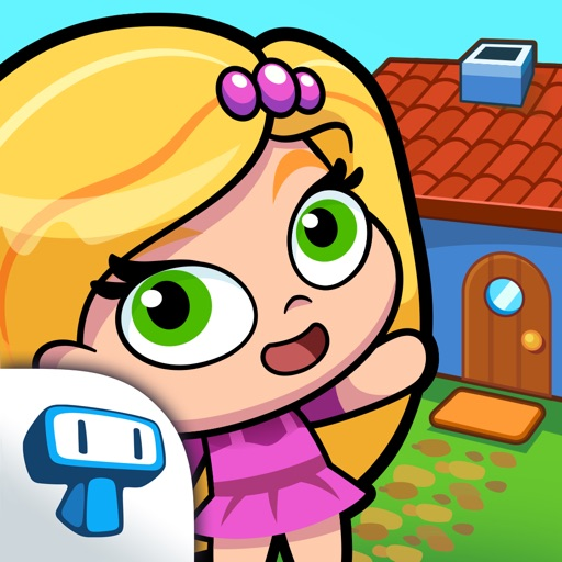 My Girl's Town - Design Your Own Girl House