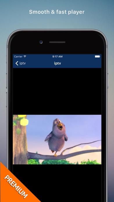 IPTV Pro Premium: M3U Playlist Screenshot 4