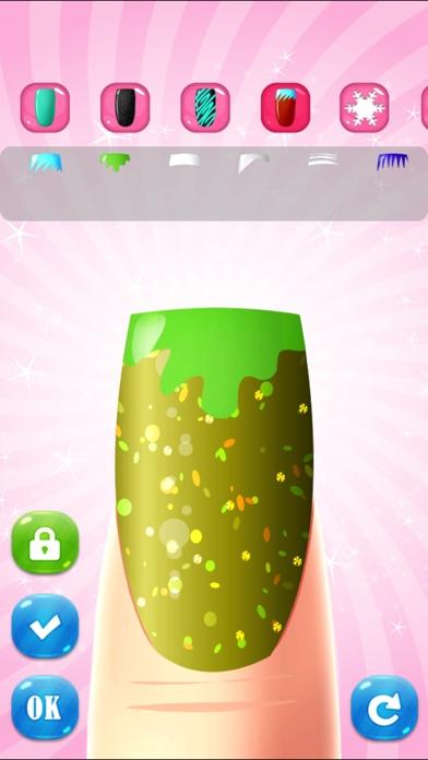 Nail Salon Beauty Art Spa Games For Girls App Mobile Apps