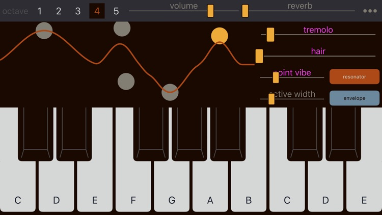 Deep Synth : FM Synthesizer screenshot-1