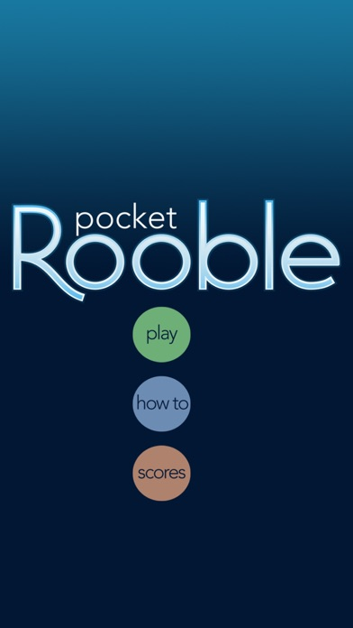 Pocket Rooble screenshot one