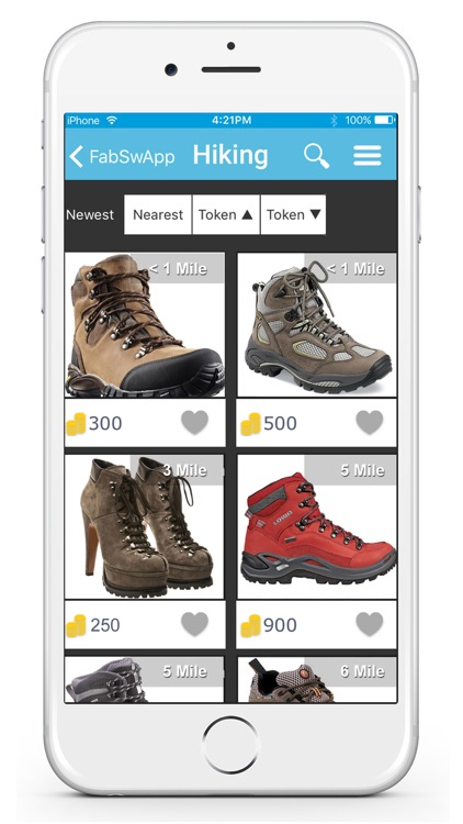 FabSwapp: Get Free Stuff Locally screenshot-4