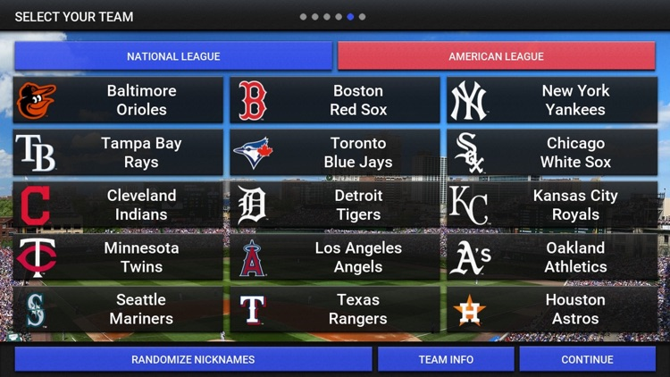 MLB Manager 2017 screenshot-4