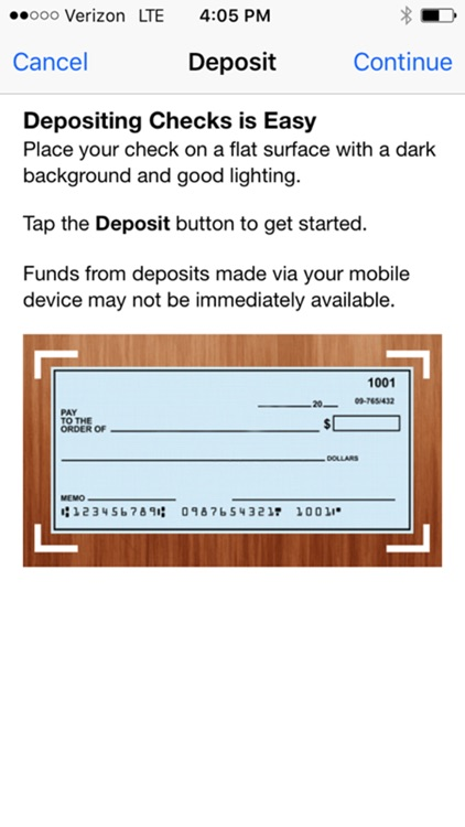 HomeStreet Mobile Banking screenshot-2