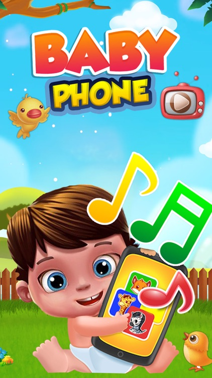 My First Baby Phone Games for Babies