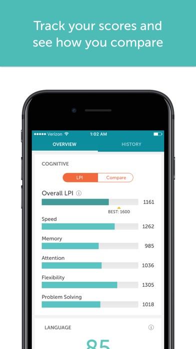 Lumosity - Brain Training app image