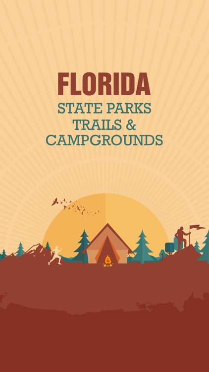 Florida State Parks, Trails & Campgrounds screenshot-0