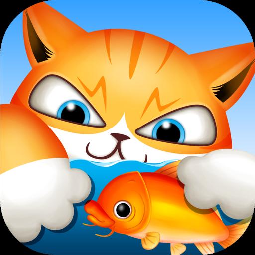 Рыболовную кот ~