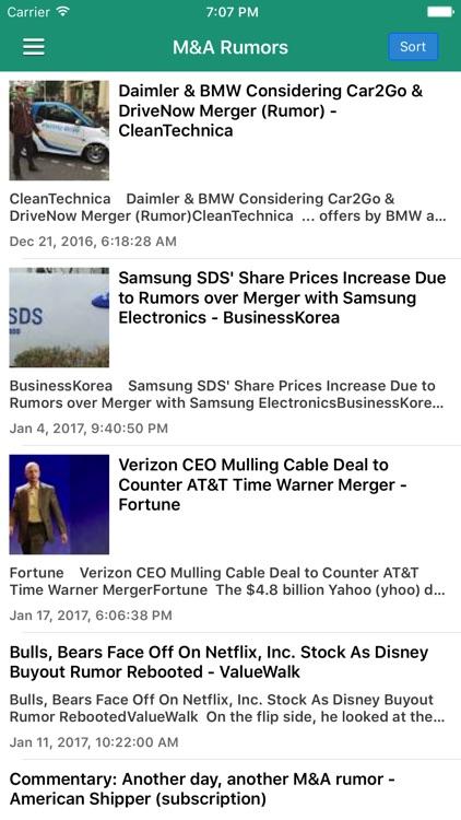 Mergers & Acquisitions News Pro - M&A Updates