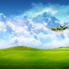 天国の壁紙HD - 引用やアートの写真 icon