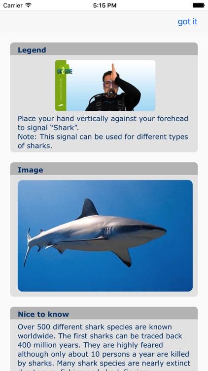 Dive Signals screenshot-4