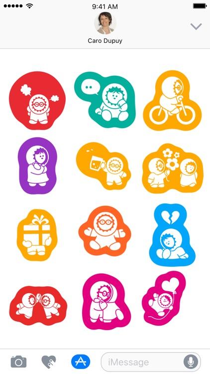 Anooki stickers screenshot-3