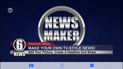 News Maker - Create The News app