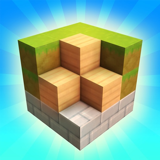 Block craft 3d building simulator game for free by fun for Crafting and building 2