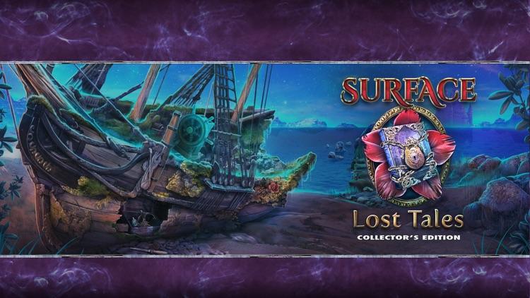 Surface: Lost Tales - A Hidden Object Adventure screenshot-4