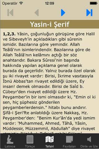 Yasin-i Şerif (Yasin Suresi) - náhled