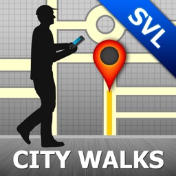Sevilla Map and Walks, Full Version