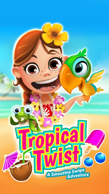 Tropical Twist screenshot-4