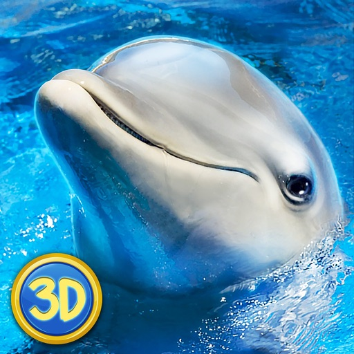 Ocean Dolphin Simulator: Animal Quest 3D