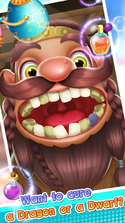 Baby Dentist-Private doctor clinic cute health screenshot-3
