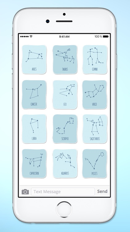 Fun Zodiac Astrology Sticker Pack screenshot-4