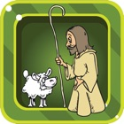Jesus Christ Line Field Runners Adventure icon
