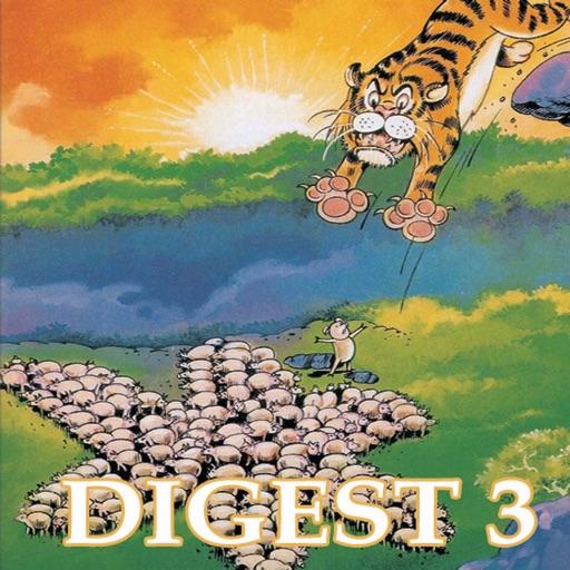 Jataka Tales Double Digest 3-Amar Chitra Katha