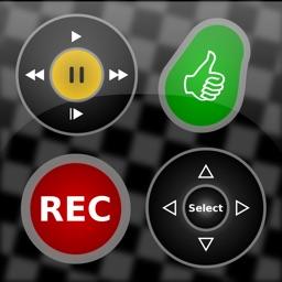 Peanut Remote & Keyboard for TiVo DVR