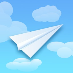 Clouds - Free Flying Paper Airplane Game