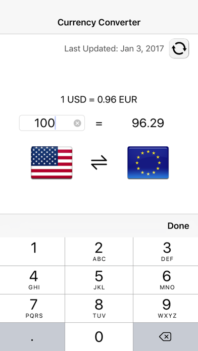World Currency Converter Tool - Foreign Exchange