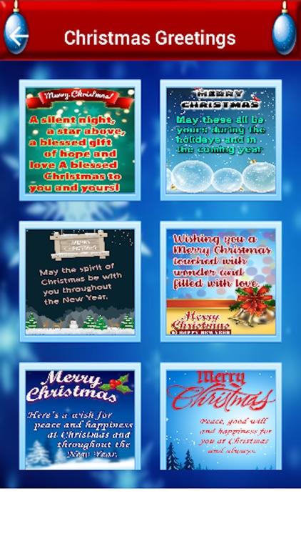 Christmas Greetings - Make A Christmas Cards screenshot-3