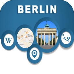 Berlin Germany Offline Map Navigation GUIDE