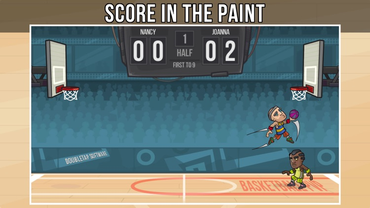 Basketball PVP screenshot-3