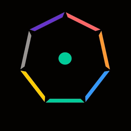 Bouncing Color Ball: An impossible addictive game