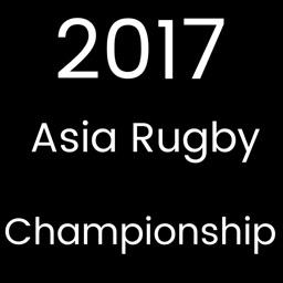 Schedule of Asia Rugby Championship 2017