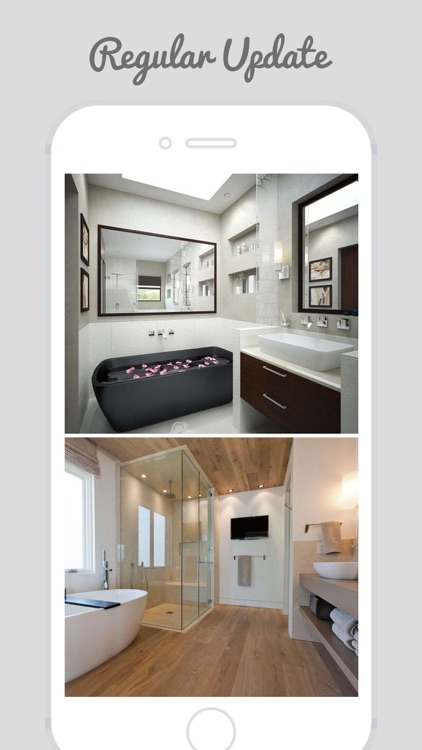Bathroom Design - Best Designs Ideas for Bathroom screenshot-3