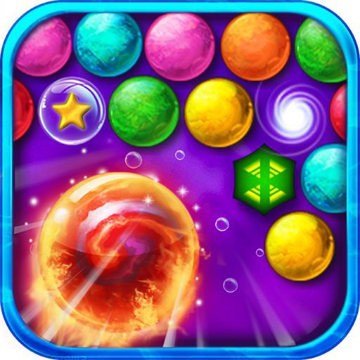 Bubble shoot Boom iOS App