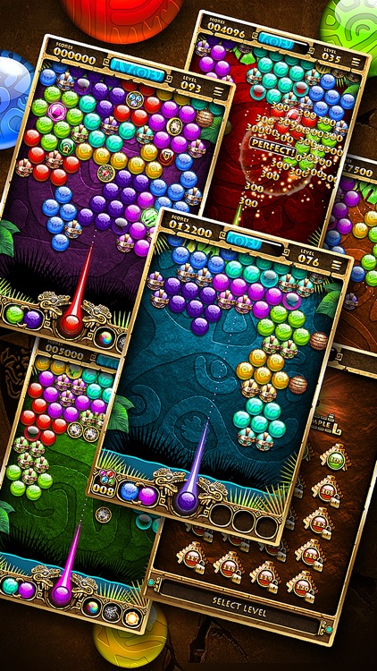 Montezuma Bubble screenshot-3