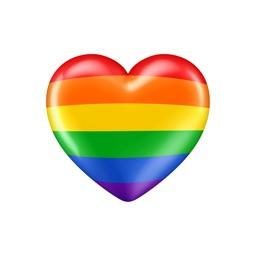Rainbow Emoji - Cool Emoticon Sticker Icons
