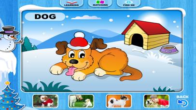 Abby – Amazing Farm and Zoo Winter Animals Games screenshot 2
