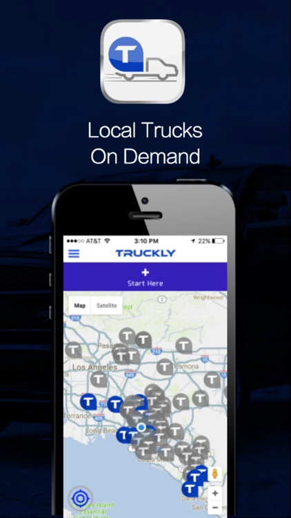 Truckly - Local Trucks On Demand