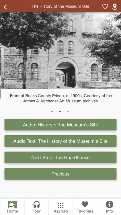 James A Michener Art Museum screenshot-3